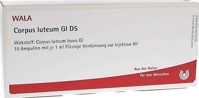 CORPUS LUTEUM GL D 5 Ampullen