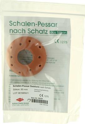 SIEBPESSAR Silikon 65 mm nach Schatz