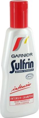 Sulfrin Intensiv Gegen Schuppen