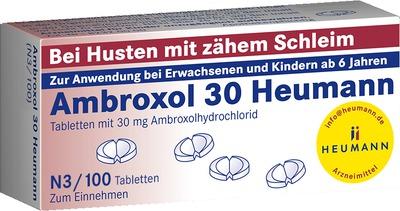 HEUMANN PHARMA GmbH & Co. Generica KG Ambroxol 30 Heumann 03882130