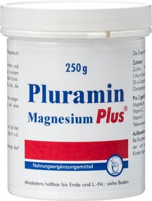 PLURAMIN Magnesium plus Pulver