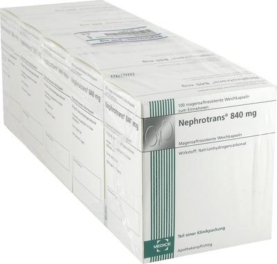Nephrotrans 840mg