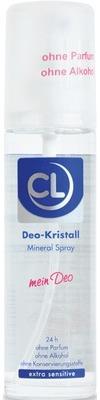 DEO KRISTALL Mineral Spray