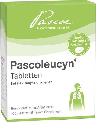 PASCOLEUCYN Tabletten