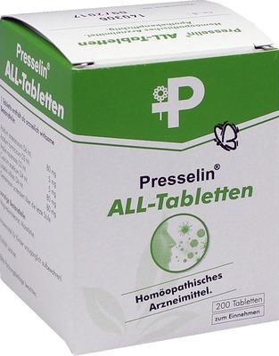 PRESSELIN ALL Tabletten