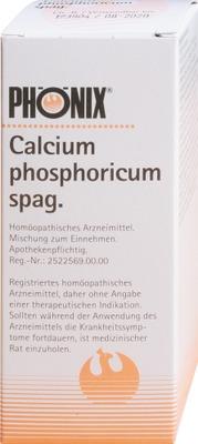 PHÖNIX CALCIUM phosphoricum spag.Tropfen