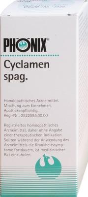 PHÖNIX CYCLAMEN spag.Tropfen