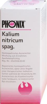PHÖNIX KALIUM nitricum spag.Tropfen