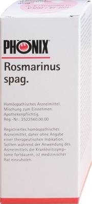 PHÖNIX ROSMARINUS spag.Tropfen