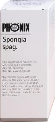 PHÖNIX SPONGIA spag.Tropfen