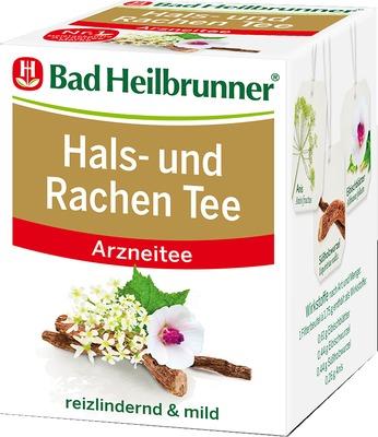 BAD HEILBRUNNER Tee Hals- und Rachen Filterbeutel