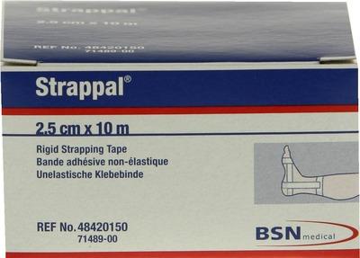 STRAPPAL Tapeverband 2,5 cmx10 m