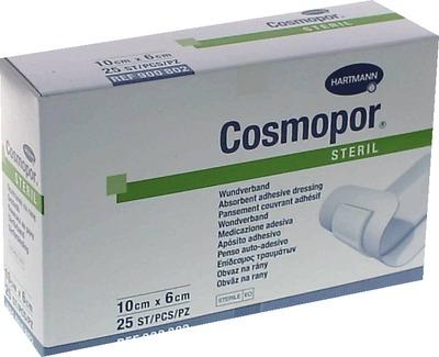 COSMOPOR steril 6x10 cm