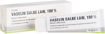 VASELIN Salbe LAW