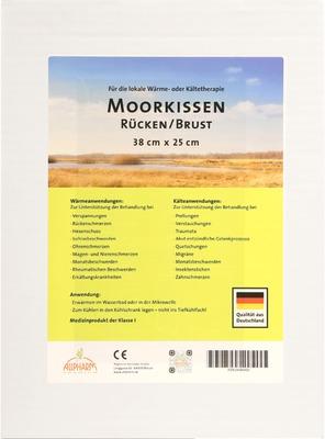MOORKISSEN Rücken/Brust Altteich 25x38 cm