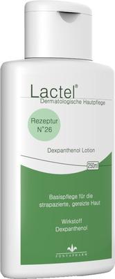 LACTEL Nr.26 5% Dexpanthenol Lotion