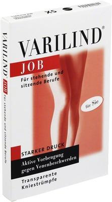 VARILIND Job 100den AD XS transp.schwarz