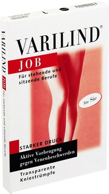 VARILIND Job 100den AD L transp.schwarz