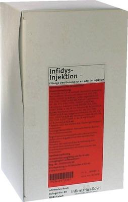 INFIDYS Injektion Ampullen