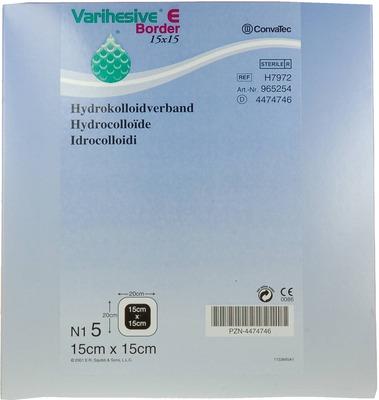 VARIHESIVE E Border 15x15 cm HKV hydroaktiv