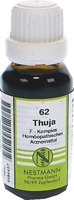 THUJA F Komplex Nr.62 Dilution