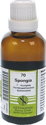 SPONGIA F Komplex Nr.70 Dilution