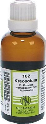 KREOSOTUM F Komplex Nr.102 Dilution