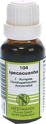 IPECACUANHA F Komplex Nr.104 Dilution