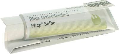 RHUS TOXICODENDRON PHCP Salbe