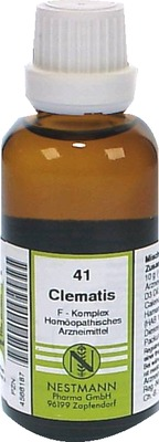 CLEMATIS F Komplex Nr.41 Dilution