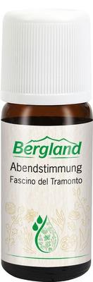 ABENDSTIMMUNG Öl Bergland