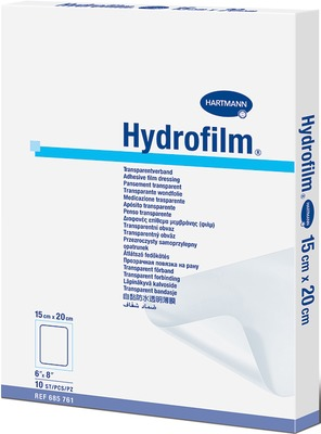 HYDROFILM Transparentverband 15x20 cm