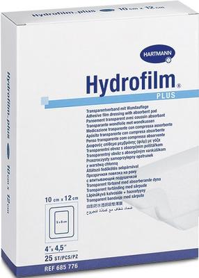 HYDROFILM Plus Transparentverband 10x12 cm