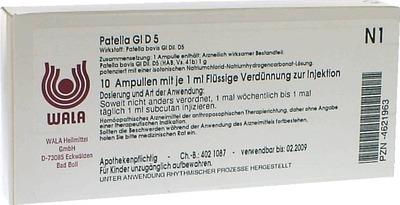 PATELLA GL D 5 Ampullen