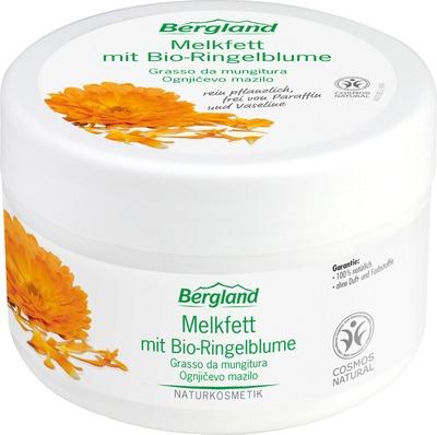 MELKFETT mit Bio-Ringelblume Bergland Balsam