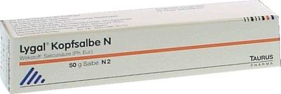 Lygal Kopfsalbe N 3%