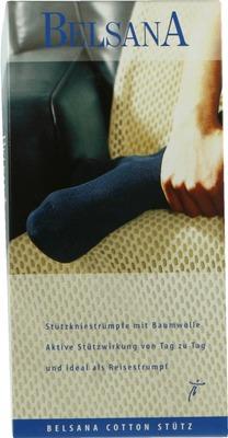 BELSANA Cotton Stütz-Kniestrumpf AD Gr.2 beige