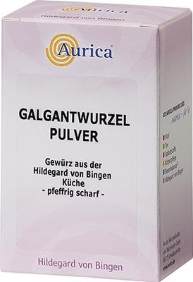 GALGANTWURZELPULVER AURICA