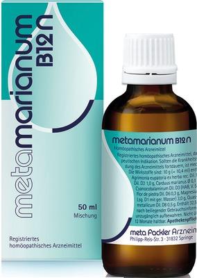 METAMARIANUM B 12 N Tropfen zum Einnehmen