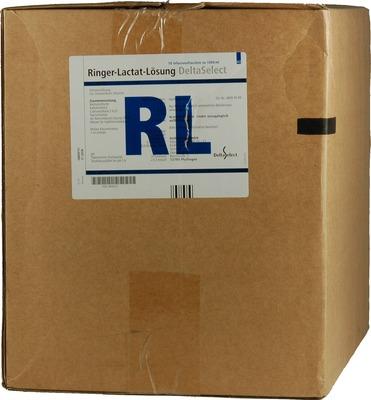RINGER LACTAT Lösung Inf.-Lsg.Plastik