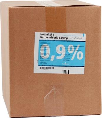 KOCHSALZLÖSUNG 0,9% Plastikfl.