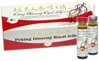 PEKING Ginseng Royal Jelly Plus Trinkampullen