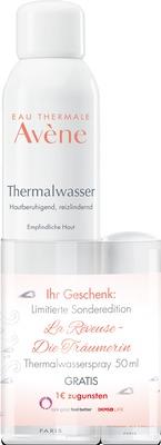 AVENE Thermalwasser Spray 300ml+gratis 50ml