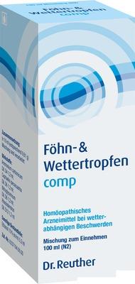 FÖHN- & Wettertropfen comp.EKF