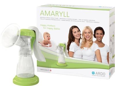 ARDO Amaryll d.individuelle Handmilchpumpe