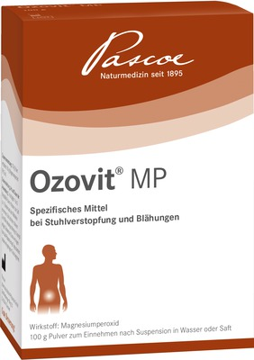 OZOVIT MP Pulver z.Herstell.e.Suspension z.Einn.