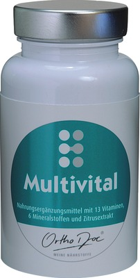 ORTHODOC Multivital Kapseln