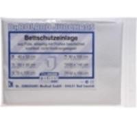BETTSCHUTZEINLAGE Folie Frottee 40x50 cm