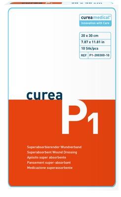 CUREA P1 superabsorb.Wundauflage 20x30 cm