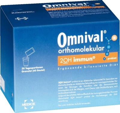 OMNIVAL ORTHO2OH IMMUN PRO